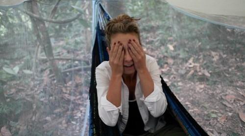 Julia Dimon jungle survival
