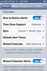 Def calendar Gmail iPhone