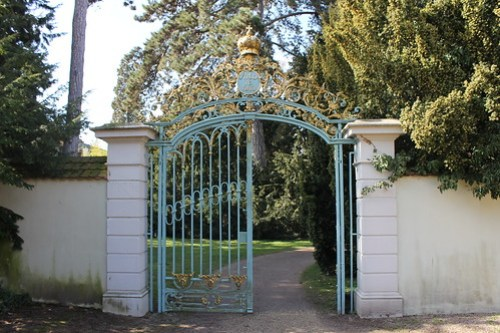 2013.03.09.249 - SCHWETZINGEN - Schwetzinger Schlossgarten - Arboretum