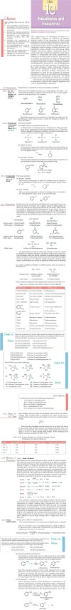 NCERT Class XII Chemistry Chapter 10 - Haloalkanes and Haloarenes