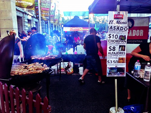 Brazilian BBQ at Twilight Markets