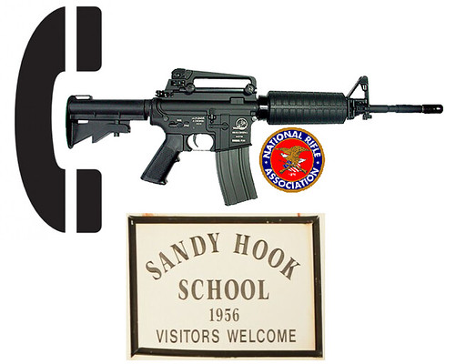 NRA Robocalls Newtown Residents