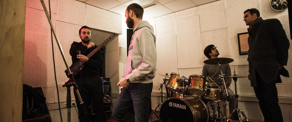 Day 3 - band practice