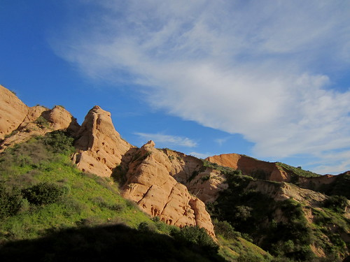 Red Rocks in the OC