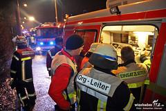 Küchenbrand Berliner Siedlung Mainz 08.03.13