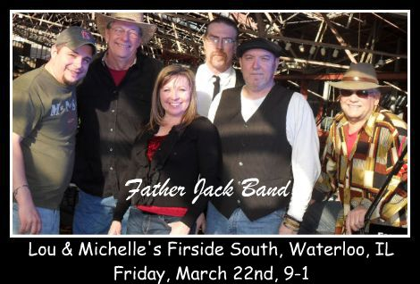 Father Jack Band 3-22-13