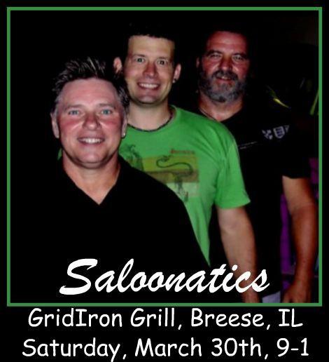 Saloonatics 3-30-13