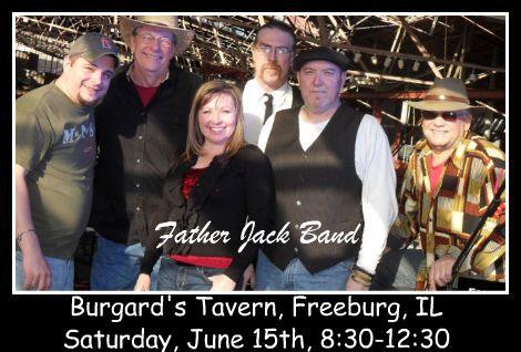 Father Jack Band 6-15-13
