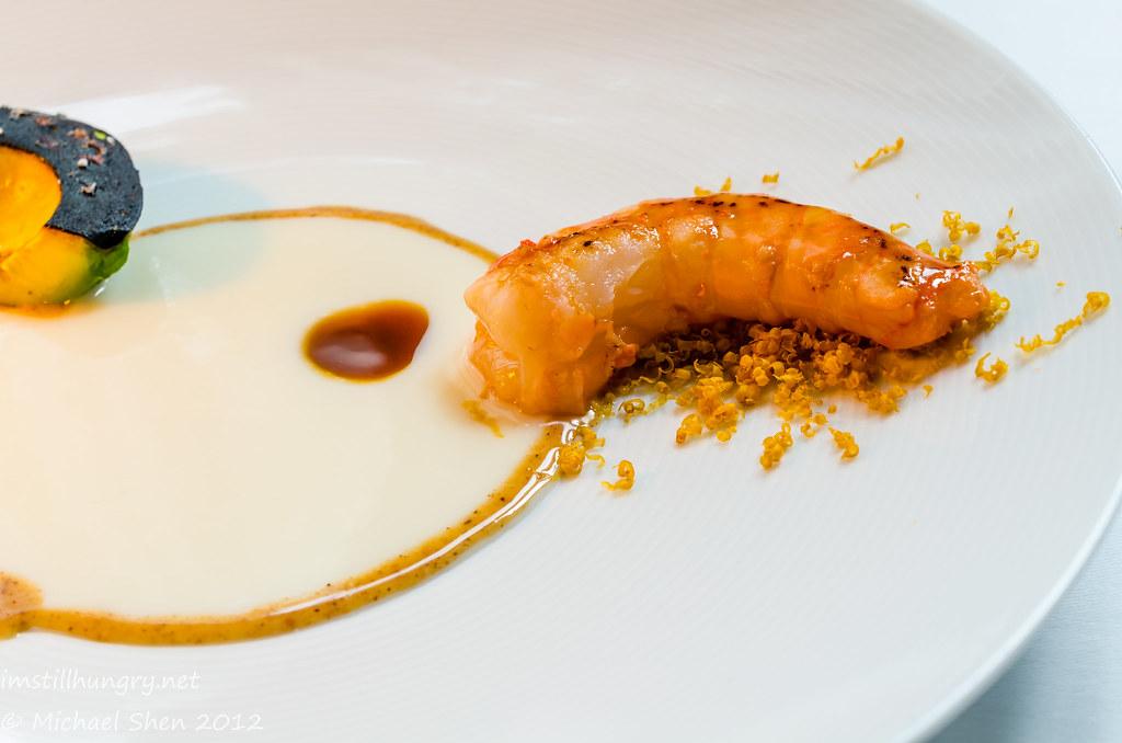 Marque - tiger prawn