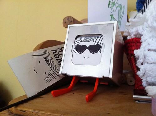 Little Valentines Printer