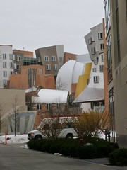 Stata Center from Ames Street