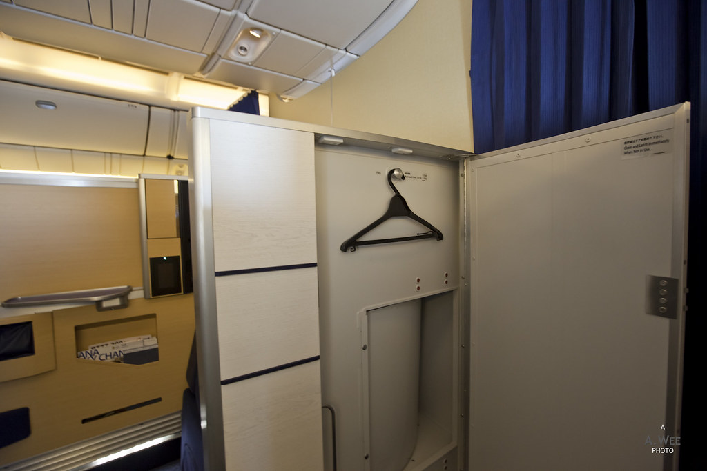 Closet Space on ANA First