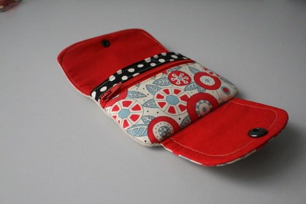Zip Pocket Pouch