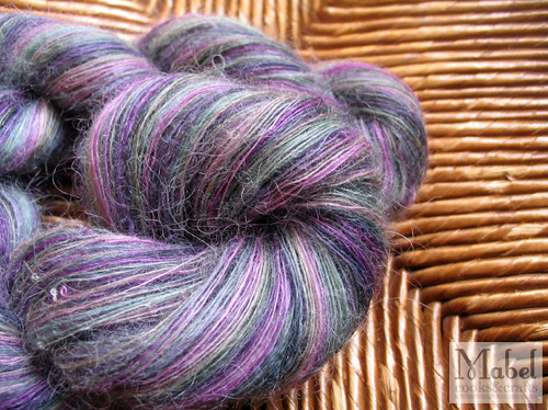 Spindle Spin: Wensleydale singles in Magical Forest
