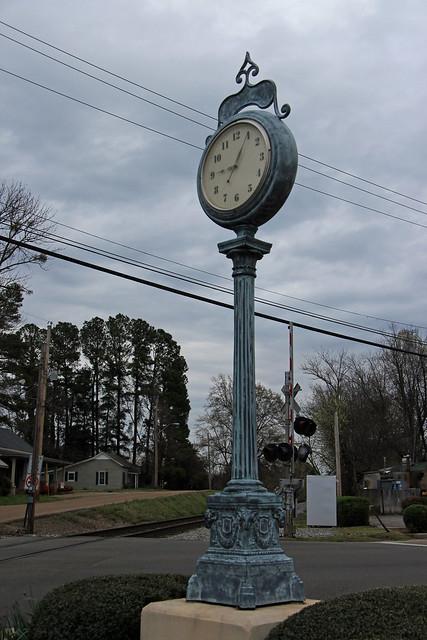 Rotary Clock