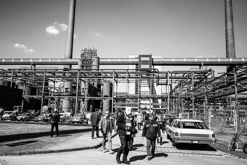Oldtimertreff Zollverein