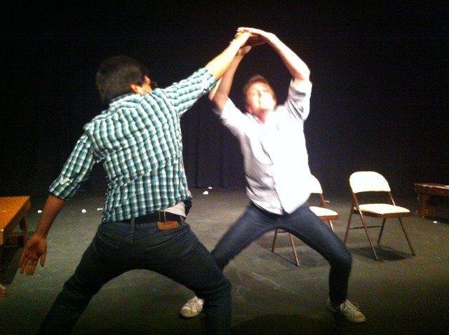 OC Improv Fest night two (3/5)