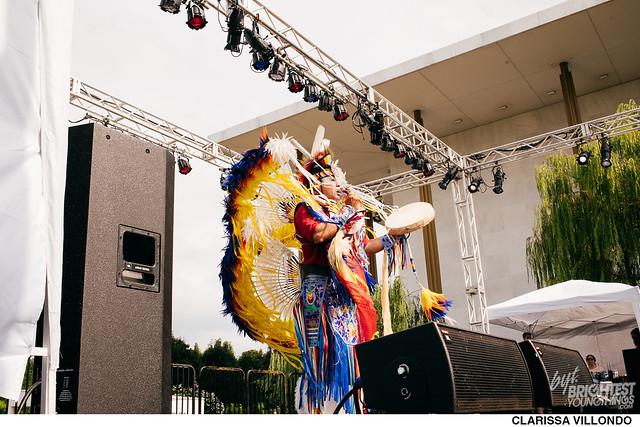 Native Pride Dancers