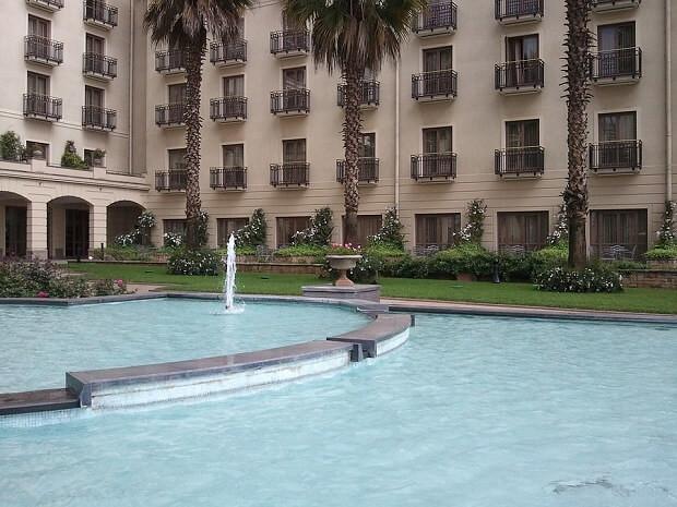 160808 シェラトンホテル