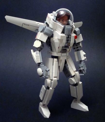 Daedalus Zero G Drop Suit
