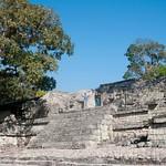 Honduras, ruinas de Copa?n 10