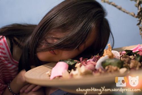 Floramisu ~ Trải nghiệm thực đơn món mặn mới ra mắt