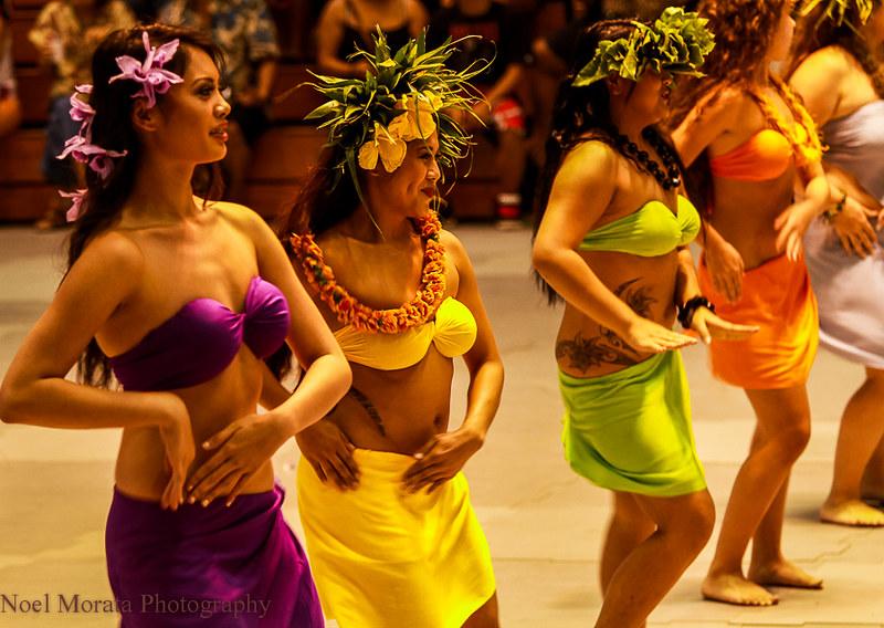 Merrie Monarch Hula Festival Ho'olaule'a 2013