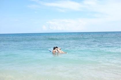 thalia surfing
