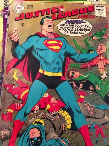 Justice League of America #63