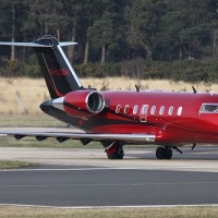 TAG Aviation (UK) Ltd/Lewis Hamilton G-LCDH Canadair CL605 Challenger #FAB