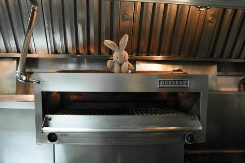 Travel Bunny at Le Lapin Sauté - #LexGoFurther
