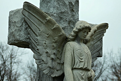 Angel in Stone 3