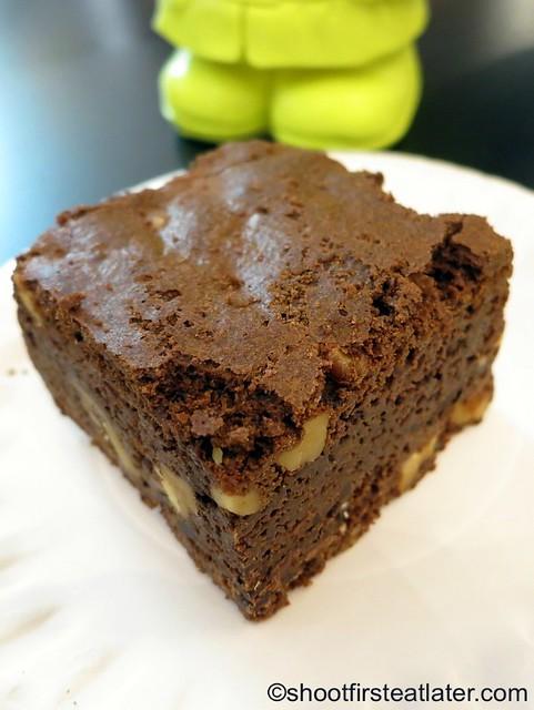 Vero Chocolates - brownie HK$30-002
