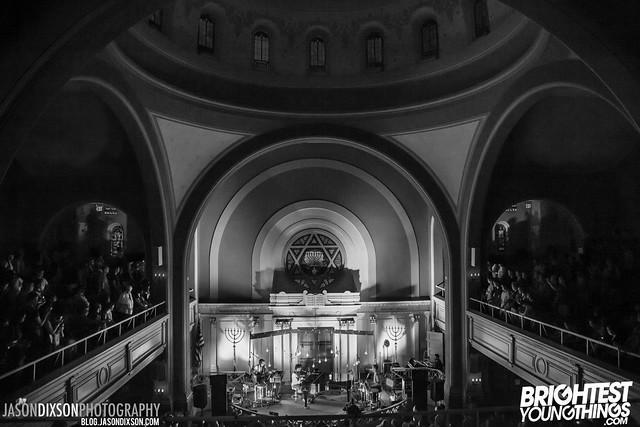Mika @ Sixth and I Synagogue on 4/10/2013.  Photo by Jason Dixson Photography.