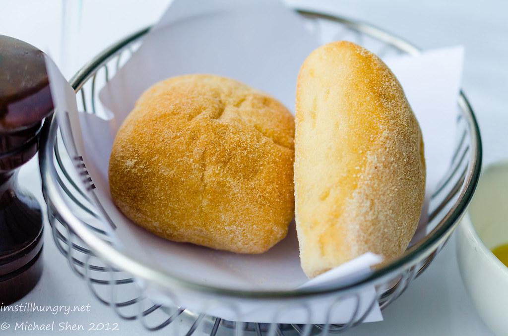 Icebergs - white bread rolls