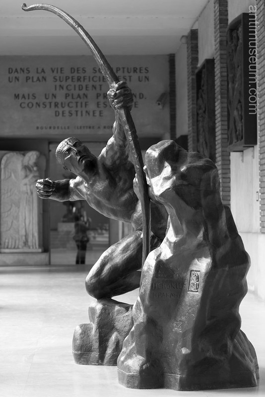 Hercules The Archer - Antoine Bourdelle