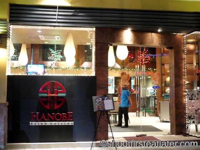 Hanobe Asian Cuisine