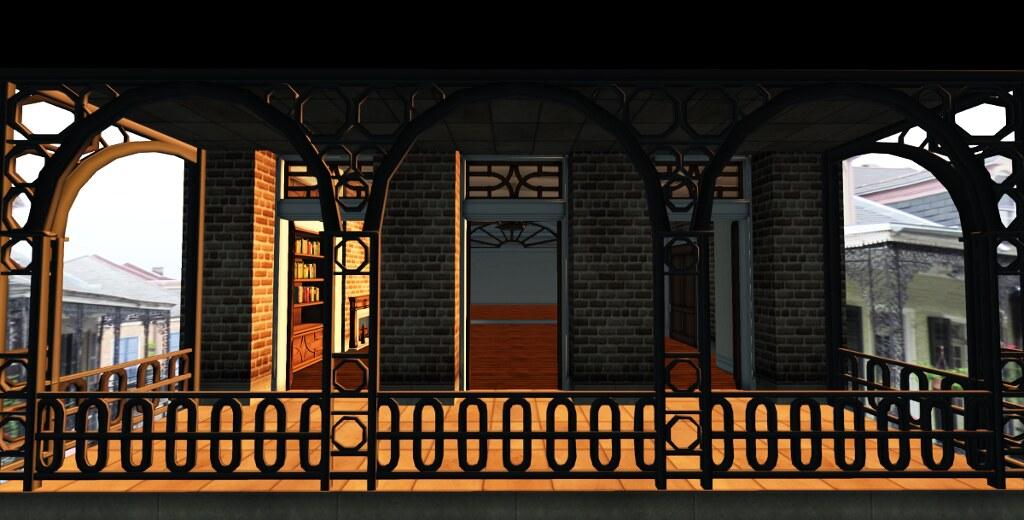 [ba]'s New Orleans Studio (front view)