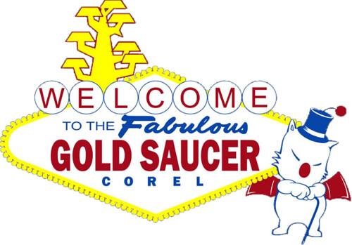 Bienvenido a Gold Saucer