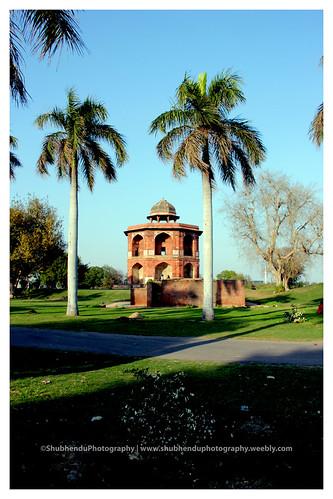 Purana Qila (Old Fort) New Delhi by ShubhenduPhotography