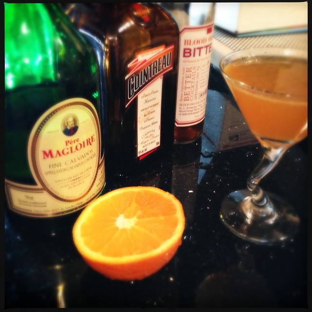 The Calvados Cocktail