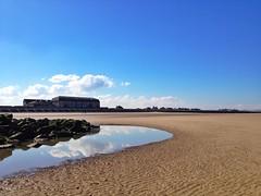 Barkby Beach, Prestatyn, North Wales