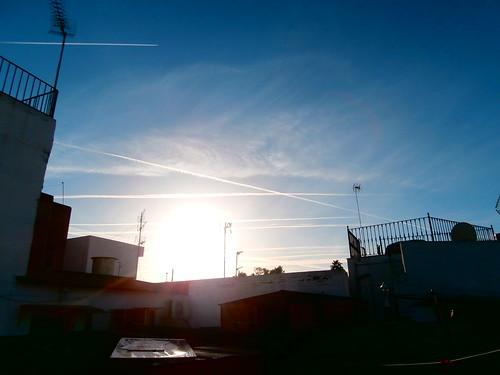 Sevilla (hostel). Huelva 2012.