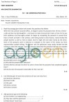 DTU Question Papers 2010 – 1 Semester - Mid Sem - HU–102