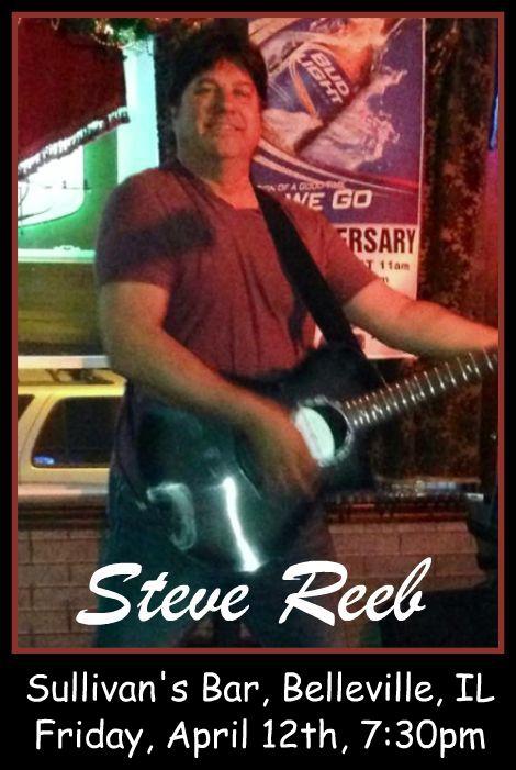Steve Reeb 4-12-13
