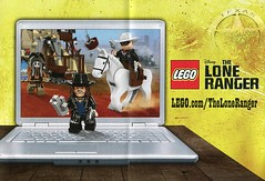 The Lone Ranger 79106 Cavalry Builder Set ins05