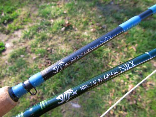 GLoomis NRX LP Fly Rods