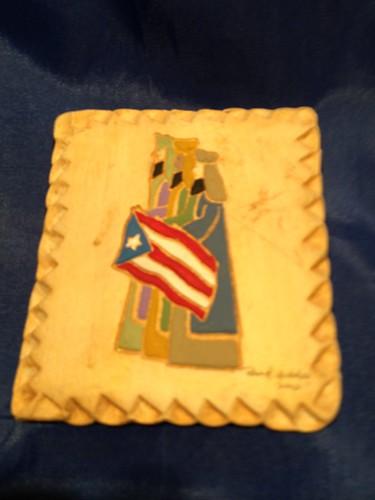 Reyes Magos Puertorriqueños by Charmaine Vazquez
