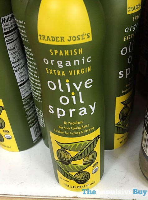 Trader Jose's Spanish Organic Extra Virgin Olive Oil Spray