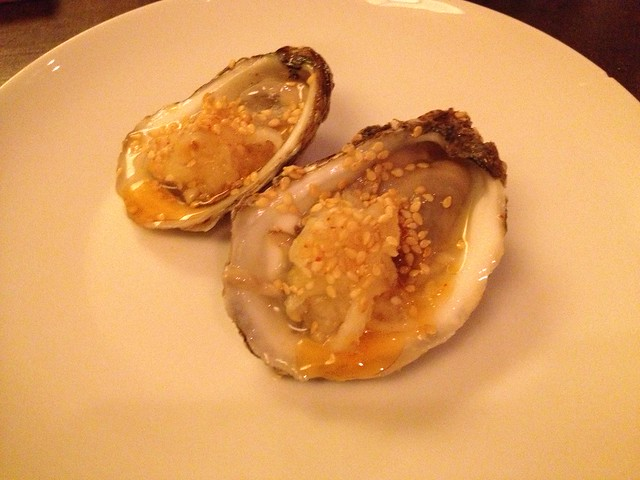 Oysters - State Bird Provisions